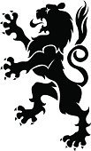 Lion - Feline,Standing,Nobility,Outline,Coat Of Arms,Silhouette,Tattoo,Medieval,Baroque Style,Claw,Monster,Cartoon,Renaissance,Black Color,Awe,Classic,Drawing - Art Product,Graffiti,Tail,heraldic,Decoration,Old,Abstract,Insignia,Mane,Ornate,Symbol,Toothy Smile,Retro Revival,Paw,Vector,Spreading,Ilustration,Antique,Flying,Animal Tongue,Animal,Design,Swirl,Part Of,Old-fashioned,Majestic,Courage,Design Element