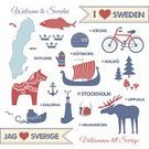 Sweden,Stockholm,Swedish Culture,Swedish Ethnicity,Horse,Viking Ship,Viking,Label,City,Nordic Countries,Design,Heart Shape,Vector,Cartography,Ilustration,Fish,Scandinavian Culture,Cultures,Welcome Sign,Animal,Crown,Nautical Vessel,Elk,Set,Design Element,Text,Blue,National Landmark,Building Exterior,Souvenir,Mitten,dalahorse,Anchor,Red,Passenger Ship,Ship,Single Object,Built Structure,Wood - Material,Town Hall,Tree,Forest,Craft,Clip Art,Dala Horse,Bicycle,Dalarna