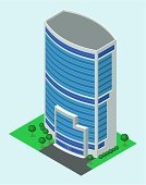 Hotel,City,Isometric,Built Structure,Building Exterior,Construction Industry,Apartment,People,Town,Architecture,City Life,Real Estate,Ilustration,Cartoon,Modern