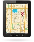 Global Positioning System,Note Pad,Palmtop,Digital Tablet,Map,Direction,Digital Display,Guidance,Computer,Travel,Business,Computer Monitor,Smart Phone,Mobile Phone,PC,Laptop,Technology