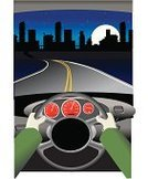 Car,Driving,Inside Of,Wheel,Human Hand,Road,Night,Traffic,City,Highway,Driver,Drive,Looking Through Window,Street,Ilustration,Cityscape,Silhouette,Moon,Holding,Dark,Built Structure,Data,Turning,Urban Scene,Moonlight,Journey,Speed,Travel,People Traveling,handcarves,Transportation,Travel Destinations,People,Transportation,Business Travel