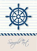 Helm,Nautical Vessel,Symbol,Sailboat,Scrapbook,Bull - Animal,Nautical Equipment,Wheel,Driving,Marines,Direction,Ship,Sea,Old,Part Of,Vacations,Rope,Day,Adventure,Journey,Style,Ilustration,Doodle,Cute,Backgrounds,Retro Revival,Cruise,Vector,Rudder,Design Element,Travel,Single Line,Design,Sign,Striped,Blue,Grunge