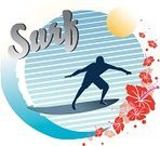 Silhouette,Computer Graphic,Vector,Surfing,Water Sport,Recreational Pursuit,Liquid,Sea,Outdoors,Learning,Fun,Water,Exercising,Summer,Tropical Climate,Extreme Sports,Men,Male,Action,Cool,Shore Break,Repetition,Motion,Vacations,Challenge,Season,Flower,Beach,Weather,Stencil,Splashing,Abstract,Coastline,Wave,Athlete,Risk,Heat - Temperature,Surfboard,Blue,Sport,Table,Nature,Riding,Scenics