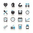Computer Icon,Symbol,Icon Set,Drinking Water,Healthy Lifestyle,Protein Drink,Food,Healthcare And Medicine,Sport,Glass - Material,Clipboard,Spoon,Vector,Slim,Exercising,Bathroom Scale,Dieting,Flat,Pill Bottle,Calendar,Sign,Apple - Fruit,Sleeping,Healthy Eating,Interface Icons,vector icons,Fork,Design Element,Eps10,task,The Human Body,Strength,Resting,Fruit,Stopwatch,Clock,Dumbbell,Graph