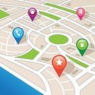 Cartography,Map,Road Map,Global Positioning System,City Map,Symbol,Isometric,Computer Icon,Town,People Traveling,City Street,Generic Location,Backgrounds,Vector,Transportation,Residential District,High Angle View,City,Cityscape,Street,River,Aerial View,Park - Man Made Space,Ilustration,Positioning,District,Travel Destinations,Plan,Personal Perspective,Design,Road,Information Medium,Pattern,Guidance,Computer Graphic,Diminishing Perspective,Travel,Concepts,Thoroughfare