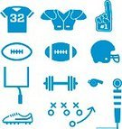 American Football - Sport,Football,Symbol,Computer Icon,Icon Set,Football Helmet,Whistle,Football Goal Post,Ball,Silhouette,American Culture,Sports Uniform,Vector,Sport,Shoulder Pads,T-Shirt,Weights,Set,Distance Marker,Strategy,Padding,Sports Equipment,Ilustration,Cleats,Touchdown,Uniform,Shoe,Leisure Games,Headwear,Collection,Championship,Protective Workwear,Protection,first down,Isolated,Football Goal,Football Equipment