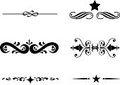 Scroll,Scroll Shape,Scroll,Ornate,ruleline,Medieval,Dingbat,Victorian Style,Vector,Decoration,Old-fashioned,Gothic Style,Symbol,Computer Graphic,Black And White,Clip Art