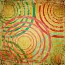 Futuristic,Old-fashioned,Circle,Multi Colored,Ellipse,Blue,Colors,Decoration,Modern,Old,Elegance,Backgrounds,Ilustration,Pattern,Wallpaper,Abstract,Arranging,Straight,Modern Rock,Creativity