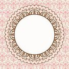 Design Element,Pink Color,Decoration,Decor,Classic,Circle,Luxury,Vector,Abstract,Label,Backgrounds,Elegance