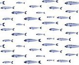 Sardine,Fishing Industry,Herring,School of Fish,Pattern,Fish,Ilustration,River,Wallpaper Pattern,Nature,Wildlife,Textile,Underwater,Blue,Decoration,Sea,Decor,Vector,Drawing - Art Product,Seamless,Backdrop,Ornate,Swimming Animal,Cartoon,Backgrounds