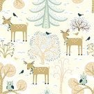 Bird,Christmas,Scarf,Design Element,Christmas Decoration,New Year's Eve,Simplicity,Pattern,New Year,Pastel Colored,Vector,Holiday,Ilustration,Celebration,Style,New Year's Day,Leaf,Deer,Snowflake,Abstract,Bush,Design,Elegance,Blue,Creativity,Beige,Seamless,Tree,Square,Animals In The Wild,Owl,Decoration,Forest,Old-fashioned,Bright,Doodle,Snow,Cartoon,Fir Tree,Backgrounds,Cute,Primitivism