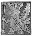 Engraved Image,Engraving,Mayan,Inca,Antique,Drawing - Art Product,Symbol,Sketch,Peru,Macro,Isolated On White,Pinnacle,Obsolete,Monolith Door,Retro Revival,Victorian Style,History,19th Century Style,Stone,Black And White,Non-Urban Scene,Atzeco,Painted Image,Classical Style,Door,Book,Ilustration,South America,Close-up,Old,Famous Place,Urban Scene,Isolated,Pencil Drawing,Aztec,Indigenous Culture,Old-fashioned,Stone Material,Art,Tiguanaco,Print,Atzec,Cultures