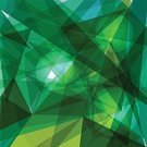 Triangle,Backgrounds,Geometric Shape,Abstract,Pattern,Green Color,Beauty,Futuristic,Elegance,Vibrant Color,Brightly Lit,Style,Puzzle,vector background,Arts Backgrounds,vector art,Design,Light - Natural Phenomenon,Composition