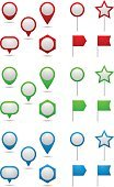 Flag,Internet,Sign,Interface Icons,Icon Set,Travel Locations,Technology,Badge,Banner,Vector,Global Positioning System,Straight Pin,Computer Icon