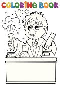 Cartoon,Science,Chemistry,Chemistry Class,Laboratory,Coloring Book,Book,Coloring,Clip Art,Ilustration,Child,Vector,Microscope,Desk,Scientific Experiment,Smiling,Art,Flask,Drawing - Art Product,Learning,Education,subject,Equipment,Childhood,Eps10,Table,Computer Graphic,Happiness,Liquid,School Building,Design,Schoolboy,Tube,Eyeglasses,Little Boys,Student,School Children,Outline