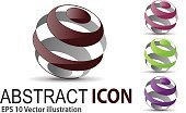 Sphere,Icon Set,Circle,Ilustration,Vector,Color Image