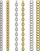 Gold Chain,Chain,Circle,Gold Colored,Gold,Silver Colored,Silver - Metal,Connection,Attached,Vector,Isolated,In A Row,Single Line,Metal,Jewelry,Backgrounds,Rope,Pattern,Straight,Chrome,Heavy,Equipment,Design,Toughness,Macro,Rusty,Isolated On White,Metallic,Steel,Single Object,Set,Close-up,Shiny,Decoration,White,Design Element,Industry,Iron - Metal,Part Of,Lock,Gray,Strength,Connect