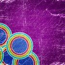 Modern Rock,Circle,Multi Colored,Blue,Ellipse,Colors,Old-fashioned,Decoration,Modern,Old,Elegance,Creativity,Ilustration,Pattern,Wallpaper,Abstract,Arranging,Backgrounds,Straight,Futuristic