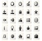 Vector,Ilustration,Icon Set,Color Image,Three-dimensional Shape