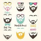 Beard,Mustache,Silhouette,Vector,Human Hair,Human Face,Ilustration,Shaving,Men,Whisker,Camouflage,Handlebar Mustache,Patch,Curly Hair,Design,Simplicity,Portrait,Hand-drawn,Collection,Swirl,Group of Objects,Set,Humor,Cute,Curled Up,Barber,Costume,Computer Graphic,Chin,Mutton,People,Hairstyle,Human Head,Cartoon