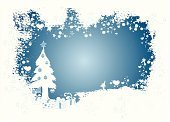 Christmas,Snow,Winter,Frame,Spray,Splattered,Snowflake,Dirty,Ice,Vector,Textured Effect,Image,Backgrounds,Art,Abstract,Textured,Holidays And Celebrations,Christmas,Illustrations And Vector Art,Ilustration,Stained,Cold - Termperature,Digitally Generated Image