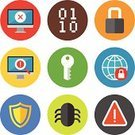 Network Security,Icon Set,Computer Icon,Symbol,Firewall,Security Code,Shield,Design,Privacy,Protection,E-Mail,Error Message,Security System,Encryption,Coding,Key,Security,Communication,Isolated,Downloading,Lock,Clip Art,Ilustration,Accessibility,Set,Modern,Vector,Warning Symbol,Collection,Internet,Web Page,Technology,Alarm,Unlocking,Computer Bug,E-mail Spam,Global Communications,Danger,Connection,Computer,Computer Software,Log On,Warning Sign,Computer Monitor,Sign,Data