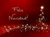 Defocused,Christmas Tree,Backgrounds,Greeting Card,Christmas Lights,Christmas,Fir Tree,Congratulating,Christmas Card,Greeting,Winter,Writing,Postcard,Star - Space,Spanish Culture,Red,Elegance,Cheerful,Computer Graphic,Design,christmas-tree,Merry Xmas,Shiny,Celebration,Ilustration,Single Word,Christmas Decoration,Holiday,Happiness,Text,Ornate,Tree,Star Shape,Humor,Spain,Space,December,Gold Colored,Creativity