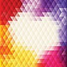 Backgrounds,Two-dimensional Shape,Mosaic,Abstract,Geometric Shape,Vector
