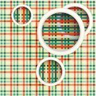 In A Row,Textile,Pattern,Textured Effect,Image,Surface Level,Colors,White,Ilustration,Single Object,Abstract,Backgrounds,Circle,Vector