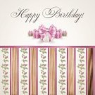 Birthday,Gift,Cheerful,Ribbon,Bow,Wallpaper Pattern,Classic,Old-fashioned,Fragility,Abstract,Magenta,Birthday Present,Cute,Backgrounds,Elegance
