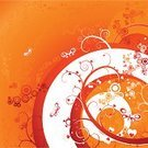 Orange Color,Backgrounds,Butterfly - Insect,Abstract,Color Image,Circle,Spiral,Love,Vector,Cartoon,Paint,Composition,Romance,Computer Graphic,Drawing - Art Product,Paintings,Shape,Ornate,White,Art Product,Red,Design,Clip Art,Decoration,Holidays And Celebrations,Valentine's Day,Illustrations And Vector Art,Celebration,Beautiful,Ilustration,Curve