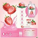 Splashing,Fruit,Smoothie,Juice,Spray,Drinking,Drink,Infographic,Milkshake,Strawberry,Food,Summer,Cold - Termperature,Milk,Packaging,Package,Yogurt,Food And Drink,Healthy Eating,Breakfast,nutritive,Packaging Template,Falling,Ripple,Pink Color,Freshness,Liquid,Drop,Merchandise,Tropical Climate,Sweet Food,Juicy,Ingredient,Slice,Ilustration,Eating,Dairy Product,Package Design,Dieting,Red,Can
