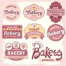Sign,Retro Revival,Bakery,Label,Old-fashioned,Cookie,Cupcake,Dessert,Collection,Ribbon,Cute,Cake,Store,Business,Badge,Gourmet,Computer Icon,Freshness,Food,Merchandise,Bread,Symbol,Design Element,Softness,Ornate,Pastry,Beautiful,Ilustration,Sweet Food,Decoration,Set,Vector,Quality Control,Text Messaging,premium,Insignia,Classic,Cafe,Cultures,Style