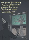 Silhouette,Dark,Death,Endurance,Empty,Contrasts,Pensive,Party - Social Event,inevitable,Window,Tree,Sullen,Party Hat,Cartoon,Leaf,Invitation,Birthday,hand written,irreverent,Moody Sky,Vector,Sulking,Window Sill,Handwriting,Ilustration,Overcast