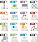 Document,Computer Icon,Symbol,File,MP3 Player,Zip,Zipper,Musical Note,Musical Symbol,Music,Image,Text,Vector,Multimedia,Html,Video,Sheet Music