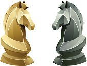 Chess,Chess Knight,Horse,Gold Colored,Toy,Stallion,Black Color,Leisure Games,Backgrounds,Sport,Vector,Single Object,Posture,Ilustration,Isolated,Play,Animal,Drawing - Art Product,Beauty,Challenge,Competition,Conflict,Snout,Animal Neck,Position,Bronze,Beautiful,Figurine,Mammal,Winning,Symbol,Insignia,Animal Head,White,Brown,Silver Colored,Mustang,Rivalry,Strategy,Dark,Computer Icon,Sculpture,Isolated On White,Statue,Gray