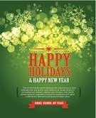 happy holidays,Christmas,Green Color,Holiday,Shiny,Bright,Ilustration,Greeting,Celebration,template,Text,Vector,Glowing,Winter,Design,Ribbon,Snowflake,Season,Contrasts,Red,Backgrounds