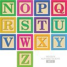 Toy Block,Alphabet,Wood - Material,Alphabetical Order,Toy,Preschool,Leisure Games,Vibrant Color,Play,Shape,Collection,Leisure Activity,Style,Color Image,Vector,Set,wooden alphabet,Equipment,Education,Learning,Teaching