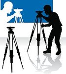 Surveyor,Theodolite,Tripod,Equipment,Silhouette,Construction Industry,Construction Worker,Work Tool,Engineer,Building - Activity,Looking,Holding,Set,Industrial Objects,Roles & Occupations,Professional Occupation,Multiple Image,Manual Worker,Industry,One Person,Working,Vector,Group of Objects,Ilustration,Black And White,Engineering,Male,Men,Collection,Planning,White Collar Worker,Working Class,Arrangement