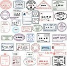 Passport Stamp,Rubber Stamp,Postage Stamp,People Traveling,Business Travel,Travel,Europe,Passport,USA,Damaged,Canada,Document,Airplane,South America,Rome - Italy,Vector,Tourism,Entering,Torn,Emigration and Immigration,Grunge,Seal - Stamp,Travel Destinations,Flying,Asia,Dirty,Ilustration,Set,Vacations,Group of Objects,Unhygienic,Visit,Road Trip,Collection,Famous Place,North America,Design,Faded