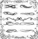 Part Of,Luxury,Pattern,Curve,Spiral,Computer Graphic,Rococo Style,Ellipse,Decoration,Shape,Outline,Elegance,Swirl,Computer,Cultures,eps8,Vector,Revival,Abstract,Ilustration,Vignette,Ornate