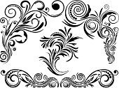 Rococo Style,Curve,Spiral,Computer Graphic,Luxury,Elegance,Decoration,Part Of,Shape,Ellipse,Outline,Ornate,Vector,Computer,Pattern,Cultures,Revival,Vignette,Abstract,Swirl,Ilustration,eps8