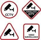 Symbol,Computer Icon,Security Guard,Watching,Label,Home Video Camera,Warning Symbol,Road Sign,Camera Surveillance,Restricted Area Sign,Sign,Sound Recording Equipment,Technology,Security System,Vector,Warning Sign,At Attention,Monitored Area,Road Warning Sign,24 Hrs,Surveillance,Ilustration,Security Camera,Camera - Photographic Equipment