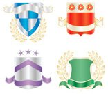 Shield,Anniversary,Coat Of Arms,The Crusades,Sign,Nobility,Laurel,Blue,Banner,Insignia,Seal - Stamp,Medieval,Warrior,Purple,Silver Colored,Red,Symbol,Rose - Flower,Scroll,Gold Colored,Crown,Green Color,Laurel Wreath,Ribbon,Gold,Simplicity,Majestic,Scroll Shape,Label,Ornate,Placard,Metallic,Design Element,Luxury,Yellow,Star Shape,White,Gothic Style,Blank,Classic,Panel,Decoration,Steel,Fantasy,Elegance,Cultures