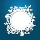 Ice Crystal,Winter,Geometric Shape,Abstract,Greeting Card,Ilustration,Christmas Ornament,Christmas Decoration,Design,Snow,Ice,Vector,Curve,Shape,Symbol,Christmas,New Year,Design Element,Snowflake,Shadow,White,Blue,Old-fashioned,Pattern,Circle