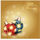 Sphere,Christmas,Humor,Greeting Card,Gold Colored,Holiday