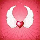 Heart Shape,Exploding,Artificial Wing,Star - Space,Pink Color,Dirty,Feather,Feather,Wing,Red,Growth,Spray,Light - Natural Phenomenon,Flower,believe,Wing,White,Frame,Loving,Square,Shiny,Love,Cultivated,Valentine Wings,Passion,Time,Concepts And Ideas,winged heart,Illustrations And Vector Art,Ink,Valentine Grunge,Pure Love,Lightweight,Vector,Ilustration,Splattered,Glowing,Power
