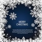 Christmas,Blue,Backgrounds,Beauty,Abstract,Illustration,New Year,No People,Vector