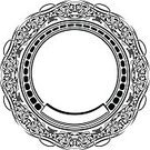 Decoration,Celtic Culture,Pattern,Old-fashioned,Intricacy,Elegance,Computer Graphic,Circle,Victorian Style,Black Color,Decor,Scroll Shape,Leaf,Frame,White,Shape,Ornate,Empty,Design Element,Style,Frame,Vector,Floral Pattern,Blank,Abstract,Swirl,Architectural Revivalism,Art