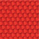 Roof Tile,Roof,Repetition,Backgrounds,Tile,Red,In A Row,Close-up,Construction Industry,Pattern,Mosaic,Textured,Wallpaper Pattern,Seamless,House,Classic,Backdrop,Vector,Residential Structure,Ilustration